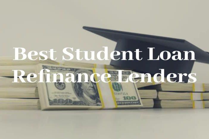 Best Student Loan Refinance Lenders