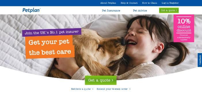 Pet Plan Insurance