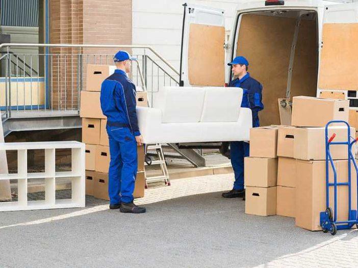 moving company image